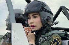 Foto Selir Raja Thailand Dirilis Kerajaan ke Internet