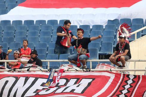 KBRI untuk Malaysia Bantah Suporter Indonesia Ditusuk
