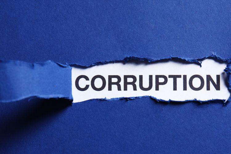 Ilustri korupsi