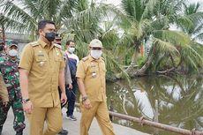 Warga Kampung Nelayan Keluhkan Banjir, Walkot Bobby Instruksikan Bangun Tanggul