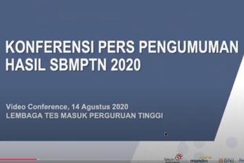 17 PTN Paling Diminati Pada SBMPTN 2020