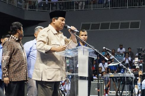 Disebut Jokowi Tak Mengerti Ekonomi Makro, Ini Respons Prabowo