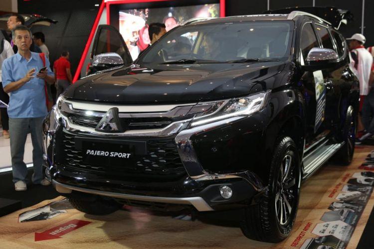 Selain Xpander, Mitsubishi juga masih berharap ada Pajero Sport di segmen medium SUV.