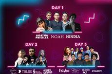 NENO FEST, Festival Musik di Rumah yang Dimeriahkan Noah hingga Weird Genius