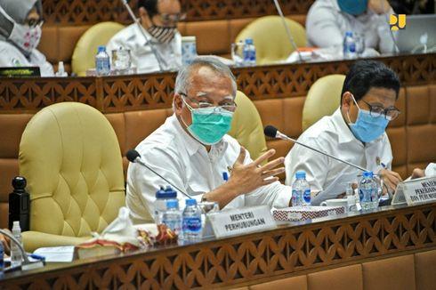 Dukung Pemulihan Ekonomi Nasional, Realisasi Anggaran Belanja Kementerian PUPR Capai 48 Persen