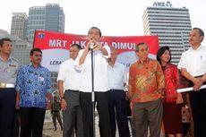Jokowi Ogah Tanggapi Pansus MRT di DPRD DKI