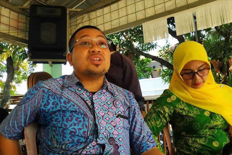 Kepala Bidang Pengendalian Ruang Dinas Tata Ruang Kota Bekasi, Azhari, Kamis (25/7/2019).