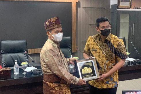 Belajar dari Pemkot Medan, Wali Kota Pariaman Akan Aplikasikan Strategi Pengelolaan Wisata Sejarah