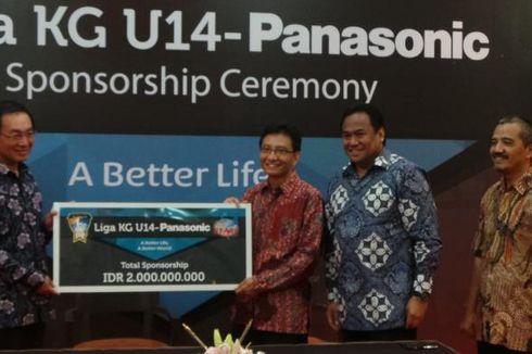 Panasonic Sponsor Utama Liga Kompas Gramedia U-14
