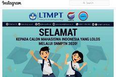 Ini Dia Ragam Komentar Peserta SNMPTN 2020 di Akun Instagram LTMPT