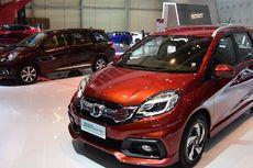 Jualan Mobil Honda Sudah Lampaui Tahun Lalu