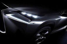SUV Kompak Lexus Siap Pamer di Beijing Auto Show