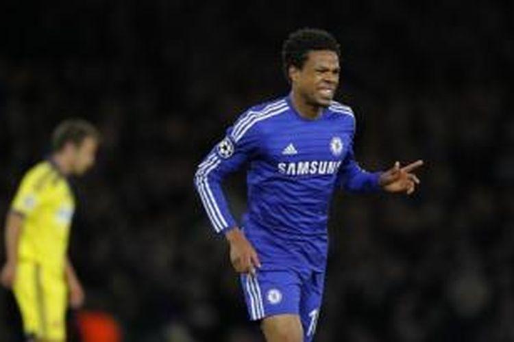 Striker Chelsea asal Perancis, Loic Remy.