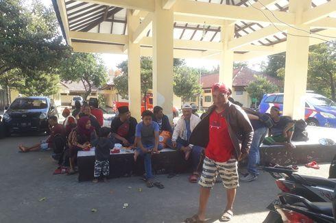 Cerita Pengungsi Wamena, Loncat dari Atap saat Kosnya Dibakar Massa