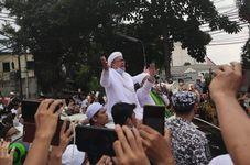 Indonesian Muslim Cleric Rizieq Shihab's Homecoming Paralyzes Jakarta
