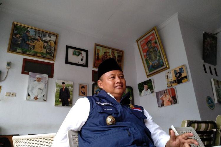 Wakil Gubernur Jawa Barat, Uu Ruzhanul Ulum.