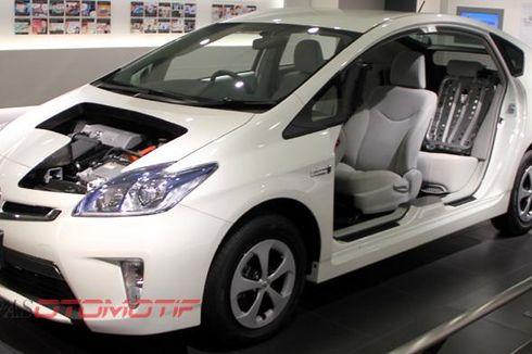 Toyota Indonesia Stop Jual Prius