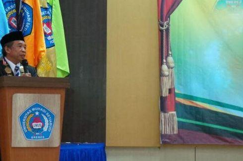 Pelawak Nurul Qomar Diduga Palsukan Ijazah dari Salah Satu Universitas di Jakarta