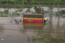 Banjir Porong, Rute Kereta Api Jarak Jauh Dialihkan