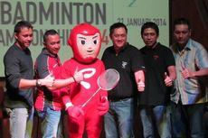 Kejuaraan Bulu Tangkis Smartfren Perebutkan Hadiah 120 Juta