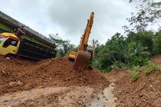 Ada Puluhan Lokasi Bencana di Tasikmalaya, BPBD Kesulitan Turunkan Alat Berat