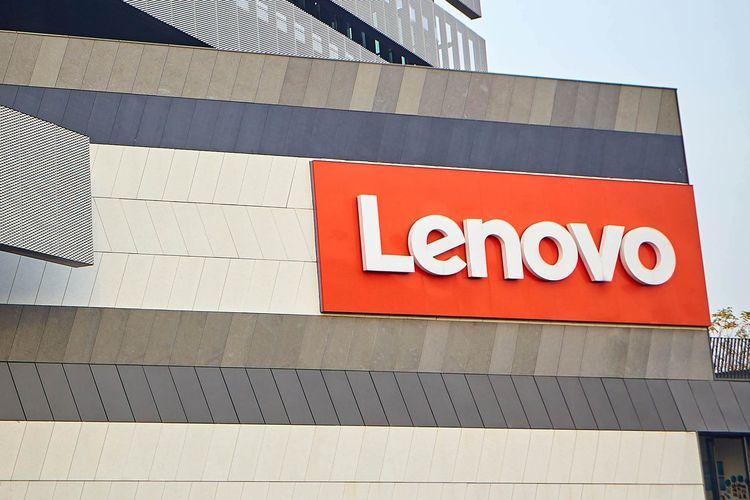 Ilustrasi Lenovo.