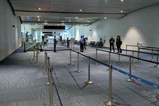 Dampak Corona, Jumlah Penumpang di Bandara Soekarno-Hatta Turun sejak Awal Tahun