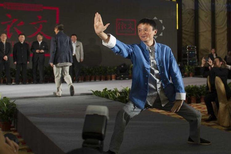 Pendiri Alibaba Jack Ma ikut berperan dalam film pendek Kung Fu berjudul Gong Shou Dao, yang rilis tahun 2017 silam.