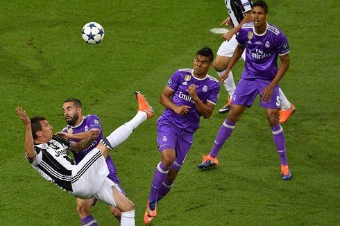 Mandzukic: Kalah di Final Liga Champions Sulit Diterima, tetapi...