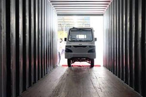 Mobil Desa Mulai Diekspor ke Nigeria