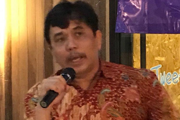 Direktur Sabang Merauke Circle Syahganda Nainggolan.