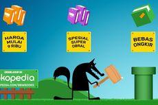Bazar Buku Online Big Bad Wolf Kembali Digelar Awal Oktober