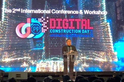 PP Gelar Digital Construction Day 2019 Selama 2 Hari