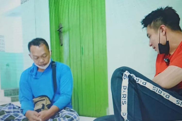 Seorang disabilitas asal Kabupaten Bondowoso yang mendatangi Baim  Wong meminta bantuan untuk penyandang disabilitas Bondowoso dan modal usaha.