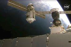 Kosmonot Rusia Temukan Retakan di ISS, Berpotensi Semakin Lebar