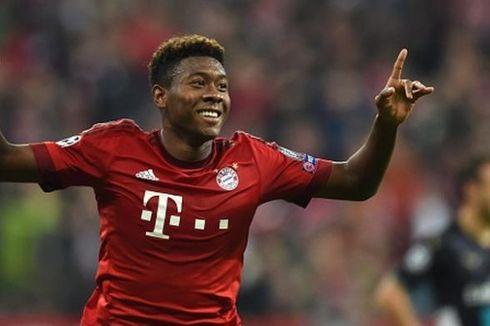 Bayern Muenchen Sudah Relakan Bek Incaran Real Madrid Pergi