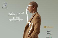 Marcell Siahaan Latihan Tinju Jelang Konser 17 Tahun Berkarya