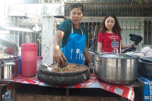 Kisah Penjual Rujak Cingur Rp 60.000 di Surabaya yang Viral, Dapat Teror Puluhan Kali hingga Biayai Suami Cuci Darah