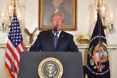 Politisi Republikan Ajukan Trump untuk Dapat Nobel Perdamaian