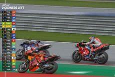MotoGP Styria - Keluar Lintasan, Ini Alasan Pol Espargaro Tidak Didemosi pada Tikungan Terakhir
