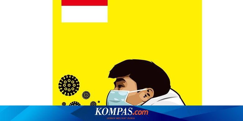 Wilayah di Indonesia yang Tetapkan Status KLB Virus Corona