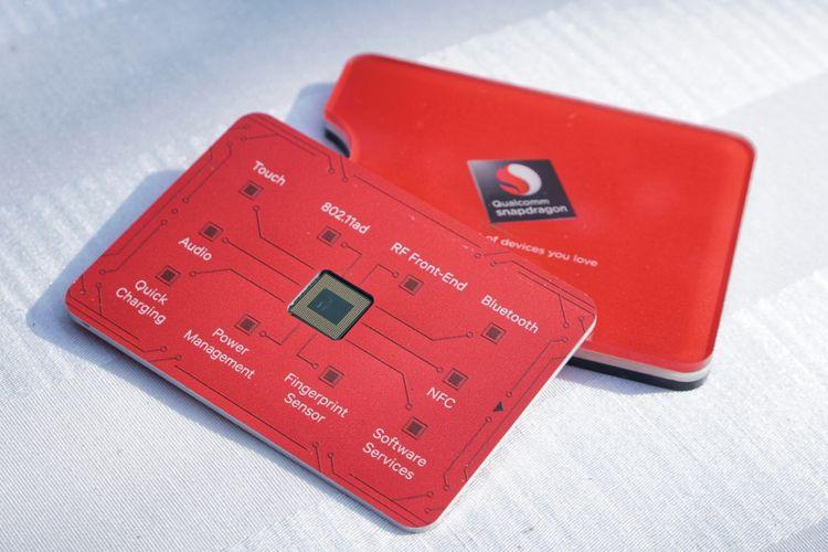 Chipset mobile Qualcomm Snapdragon 845