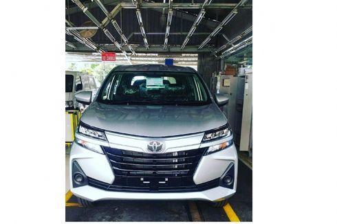 Toyota Avanza Baru Punya Banyak Varian