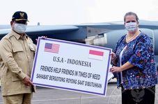 US, Australia Donate Ventilators to Help Indonesia Combat Covid-19