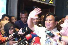 Prabowo Anjurkan Kader Gerindra Tonton 212 The Power of Love