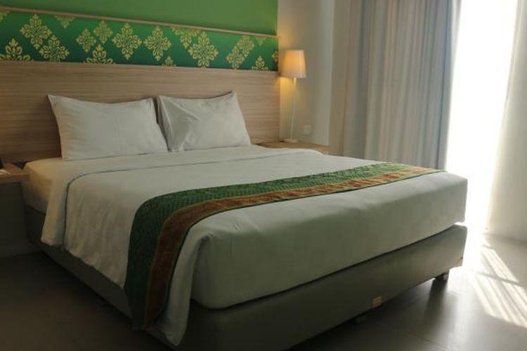 Pesonna Hotel Pekanbaru, Riau.