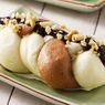 Resep Roti Kukus Kepang Cokelat Kacang, Tidak Perlu Oven atau Mixer