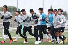 Shin Tae-yong: Timnas U19 Indonesia Belum Dapat Menjalani Uji Coba
