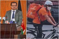 Eks Menteri Afghanistan yang Jadi Kurir Pizza Bergelar Ganda S2 Oxford