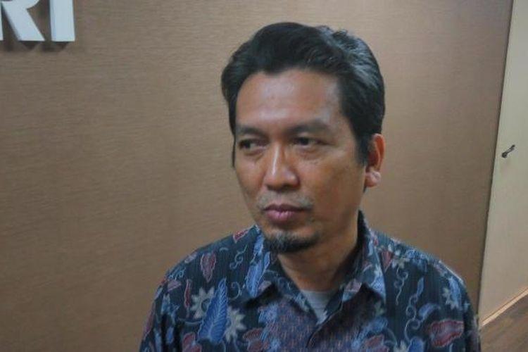 Ketua DPP PKS Al Muzzammil Yusuf